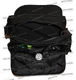 Тактическая сумка-планшет Черный, фото 8