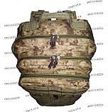Тактический, штурмовой крепкий рюкзак 38 литров Украинский пиксель, фото 6