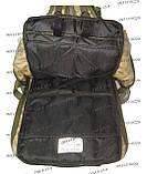 Тактический, штурмовой крепкий рюкзак 38 литров Украинский пиксель, фото 8