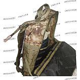Тактический, штурмовой крепкий рюкзак 38 литров Украинский пиксель, фото 10