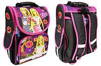 """Ранец ортопедический каркасный Smilе """"Barbie"""", 988411"""