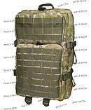Тактический, штурмовой супер-крепкий рюкзак 38 литров мультикам, фото 2