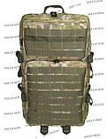 Тактический, штурмовой супер-крепкий рюкзак 38 литров мультикам, фото 3