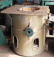 Индукционная печь для плавки металла