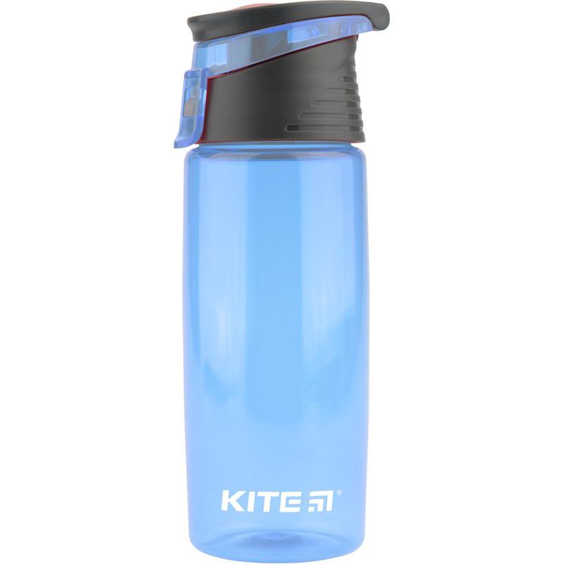 Бутылочка для воды, 550 мл., голубая
