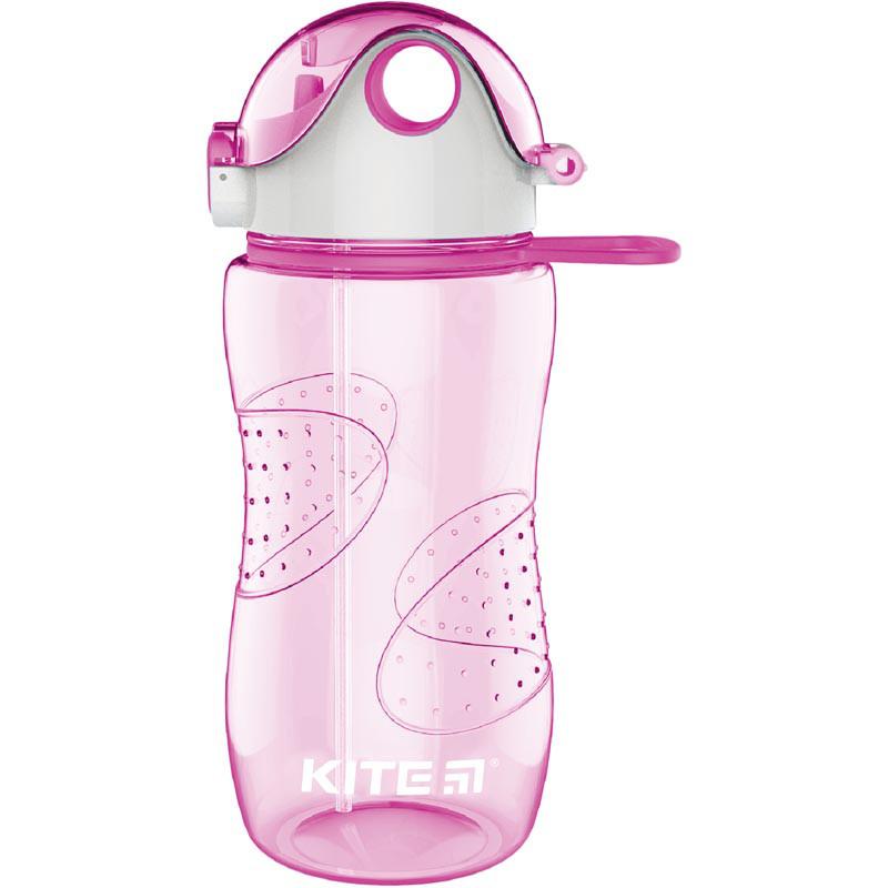Бутылочка для воды, 560 мл., розовая