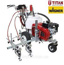 Машины для разметки дорог TITAN Wagner PowrLiner 4955