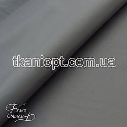 Ткань Хэви сатин стрейч (серый)