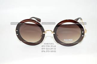 Miu Miu №59 Солнцезащитные очки, фото 2