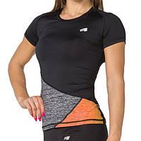Спортивная женская футболка Radical Reaction SS (Польша), футболка для бега, велоезды, фитнеса, фото 1