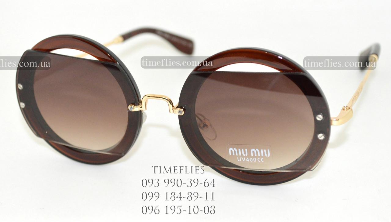 Miu Miu №59 Солнцезащитные очки