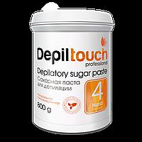 Сахарная паста для депиляции плотная Depiltouch Professional 800g