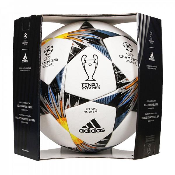 Футбольный  мяч Adidas Finale KYIV 2018 OMB (FIFA QUALITY PRO) CF1203