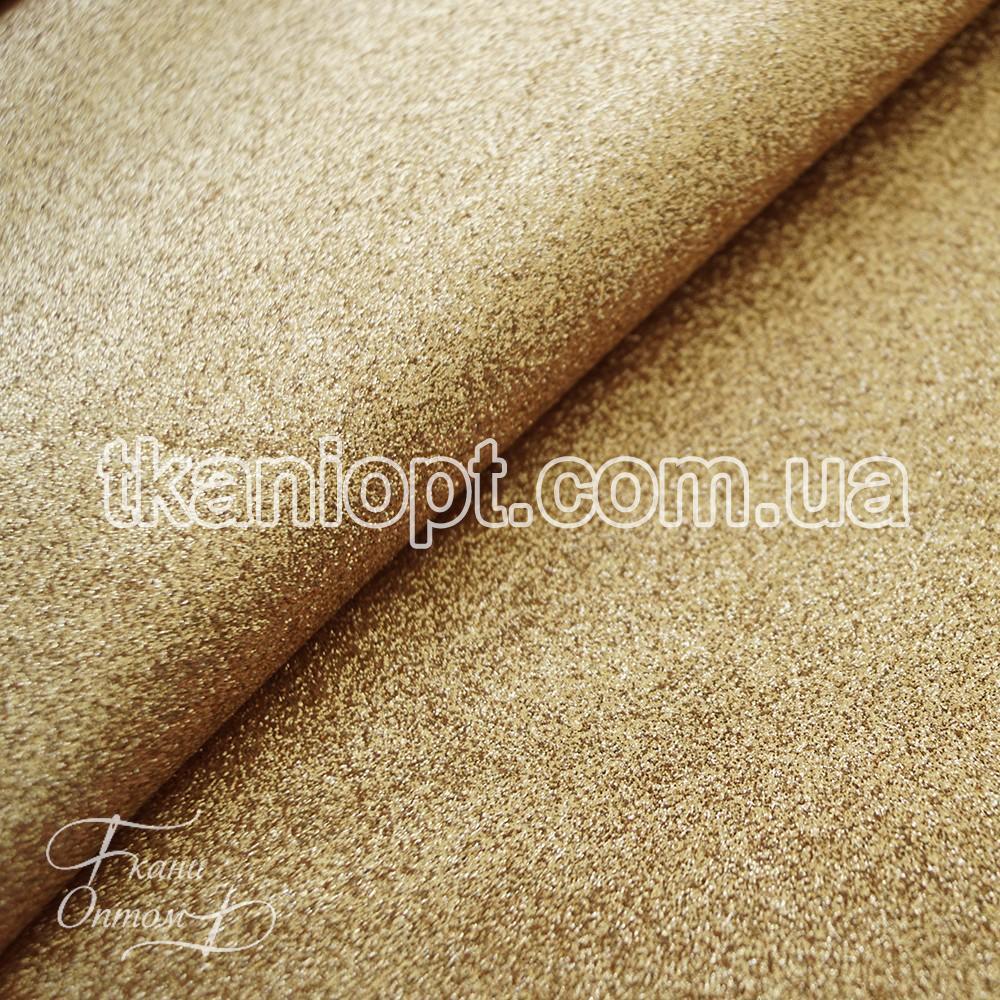 48bf3fb443664 Ткань Ткань глиттер мелкий на хб основе (золото) представлен в ...