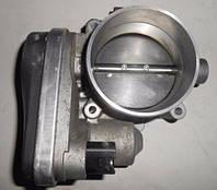 Заслонка дроссельная электрическая оригинал для VW Touareg 2002-2010;Phaeton 2002-2016 022133062AD