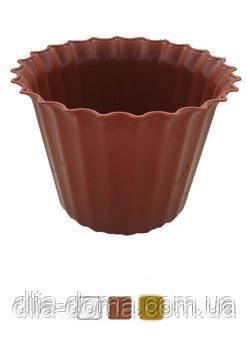 Горшочек для цветов Астра, диаметр 15 см