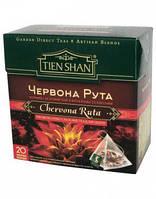 Чай черный и зеленый Тянь-Шань Червона Рута - 40 гр.
