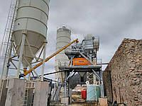 Стационарный бетонный завод MEKA 140К MB-140К