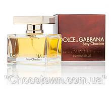 Женская парфюмированная вода dolce&gabbana sexy choclate - пикантный страстный аромат! мариуполь (копия)