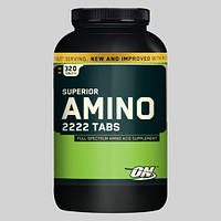 Аминокислоты Optimum Superior Amino 2222 Tabs (320 табл.), фото 1