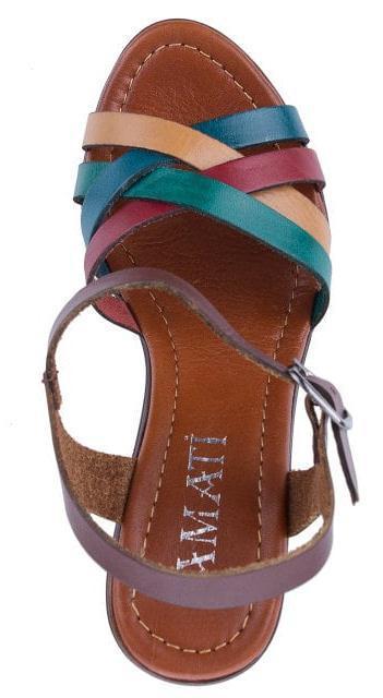 Жіноче літнє взуття  як його поєднати із одягом стилю 80-х f6b765ccf720b
