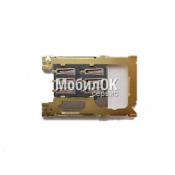 Держатель SIM карты для Nokia 202 Asha/203 Asha/Nokia 300/Asha/311 Asha/7230 оригинал (54699J2)