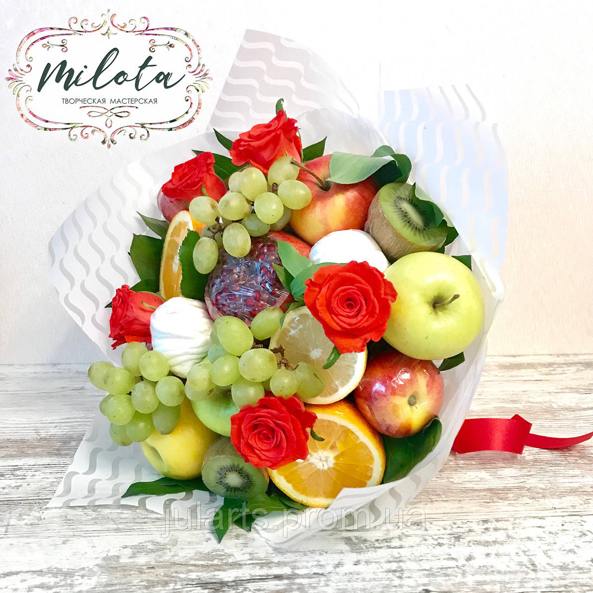 Невесты букеты из 5 цветов и фруктов харьков букеты роз
