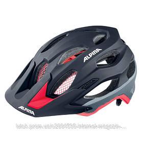 Alpina Carapax (A9688) black/silver/red