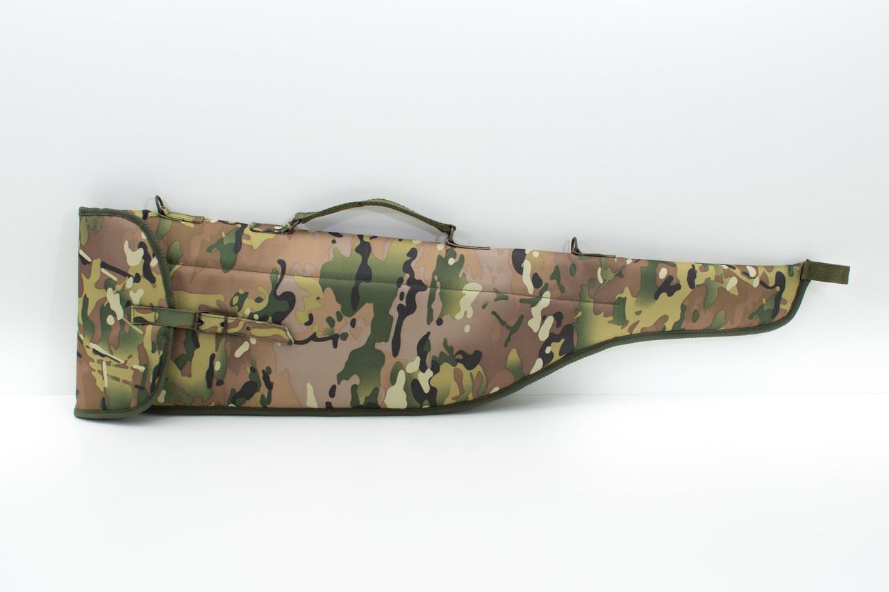 Чехол для ружья на паралоне камуфляж цвет 3 5206