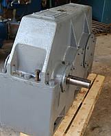 Цилиндрические редукторы 1Ц2У-450-12.5