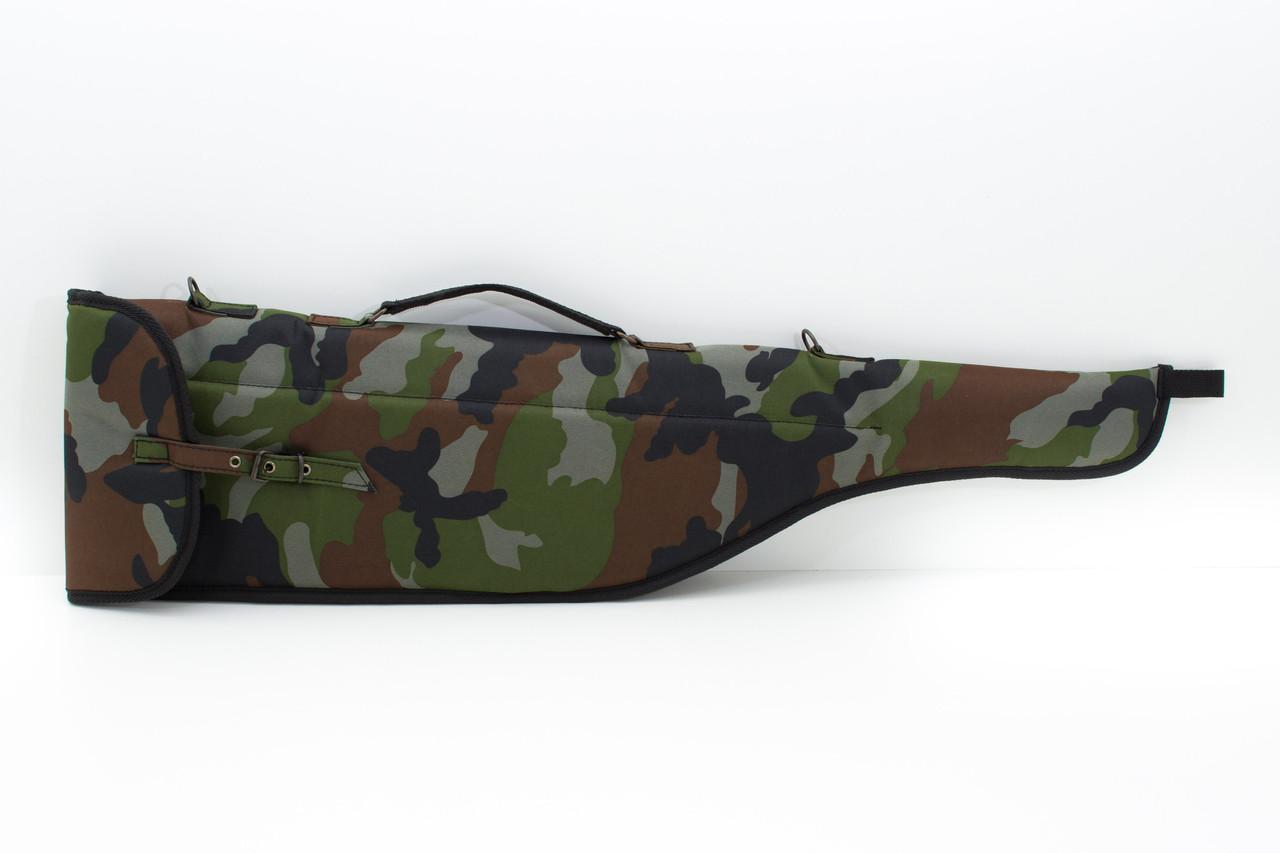 Чехол для ружья на паралоне камуфляж цвет 1 5204