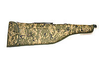 Чехол для ружья на ткани камуфляж цвет 2
