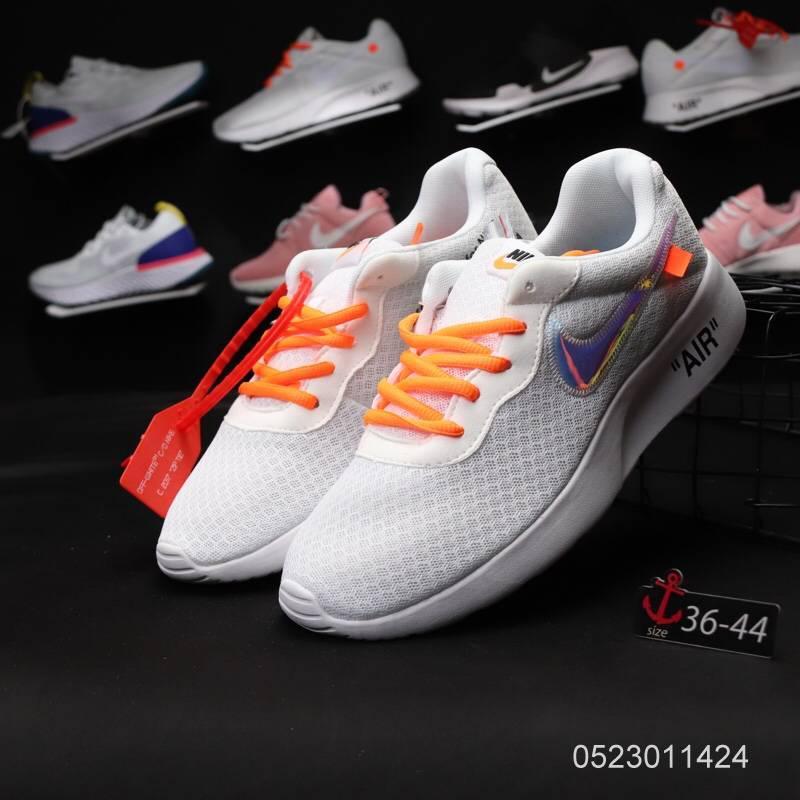 Кроссовки Nike TANJUN AIR X Off White Найк Мужские Женские Реплика ... af51f1829d