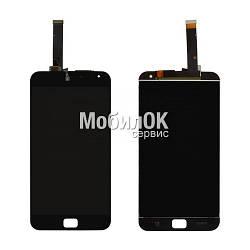 """Дисплей для Meizu MX4 Pro 5.5"""" черный, с тачскрином"""