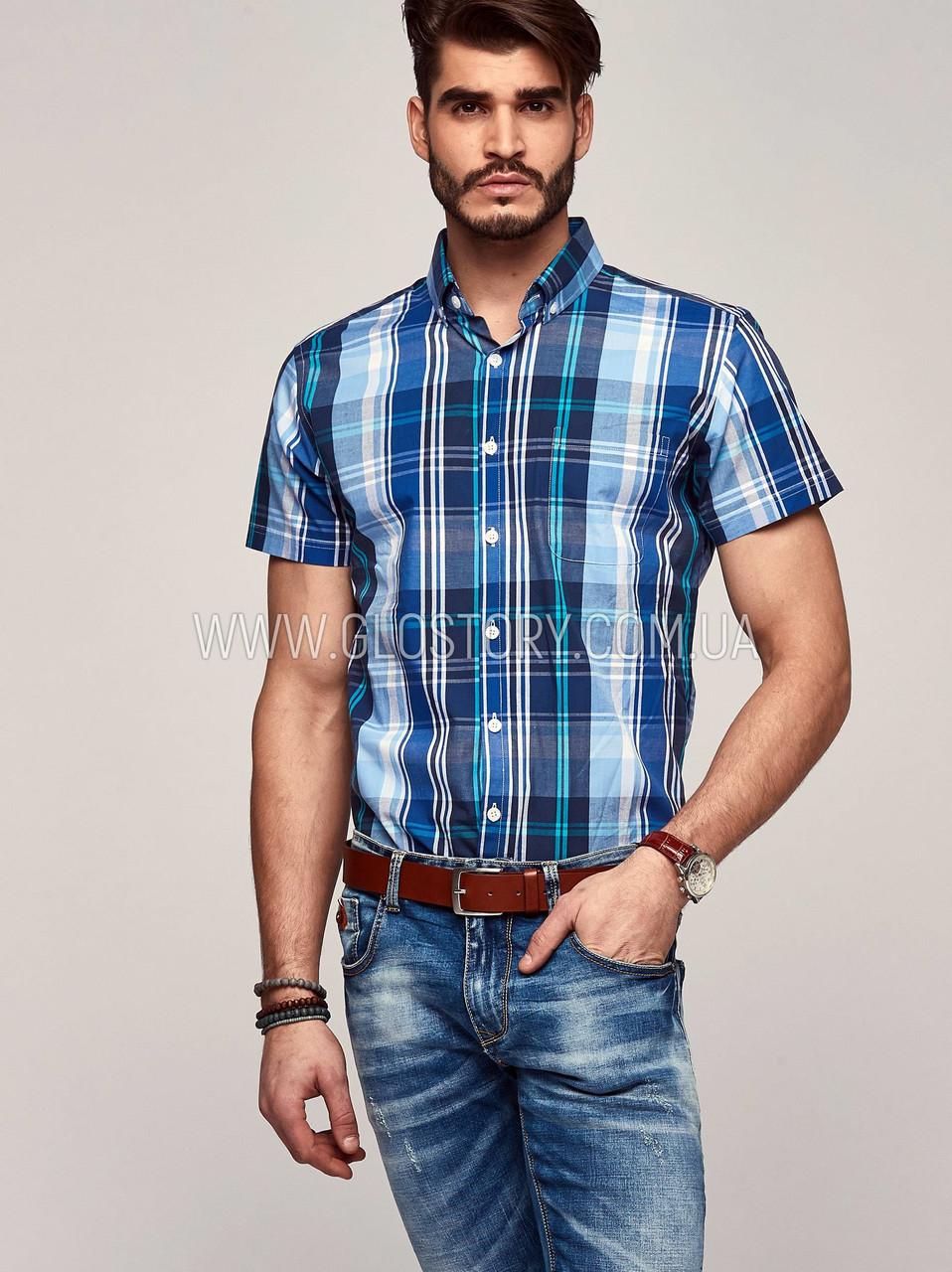 Мужская рубашка Glo-story, Венгрия