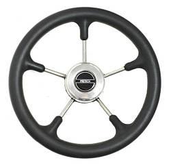 Рулевое лодочное колесо Pretech нержавейка 32 см