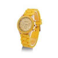 Женские наручные часы geneva, женева (реплика)