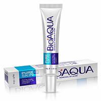 Крем  BioAqua PURE SKIN - концентрированный антибактериальный крем анти-акне,от прыщей и воспалений 30g