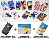 Печать на чехле для Nokia Lumia 1020 (Cиликон/TPU)