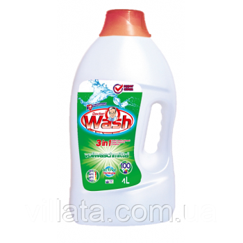 Гель для стирки универсальный Doctor Wash 4L