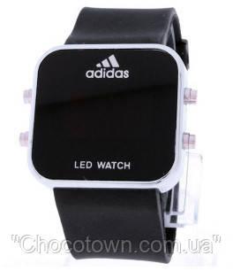 676bae1b Мужские наручные часы adidas led watch, копия, цена 250 грн., купить ...