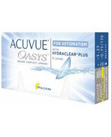 Контактные линзы Johnson&Johnson Acuvue Oasys For Astigmatism