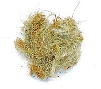 Смесь волокон для гнезда птицы 10гр (1л)