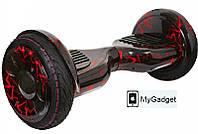 """Гироскутер Smart Balance Elite Lux 10,5"""" Красная Молния + Сумка в подарок!, фото 1"""