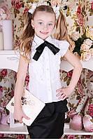 Детская школьная блузка, фото 1