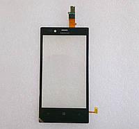 Сенсор Nokia 720 Lumia black .a