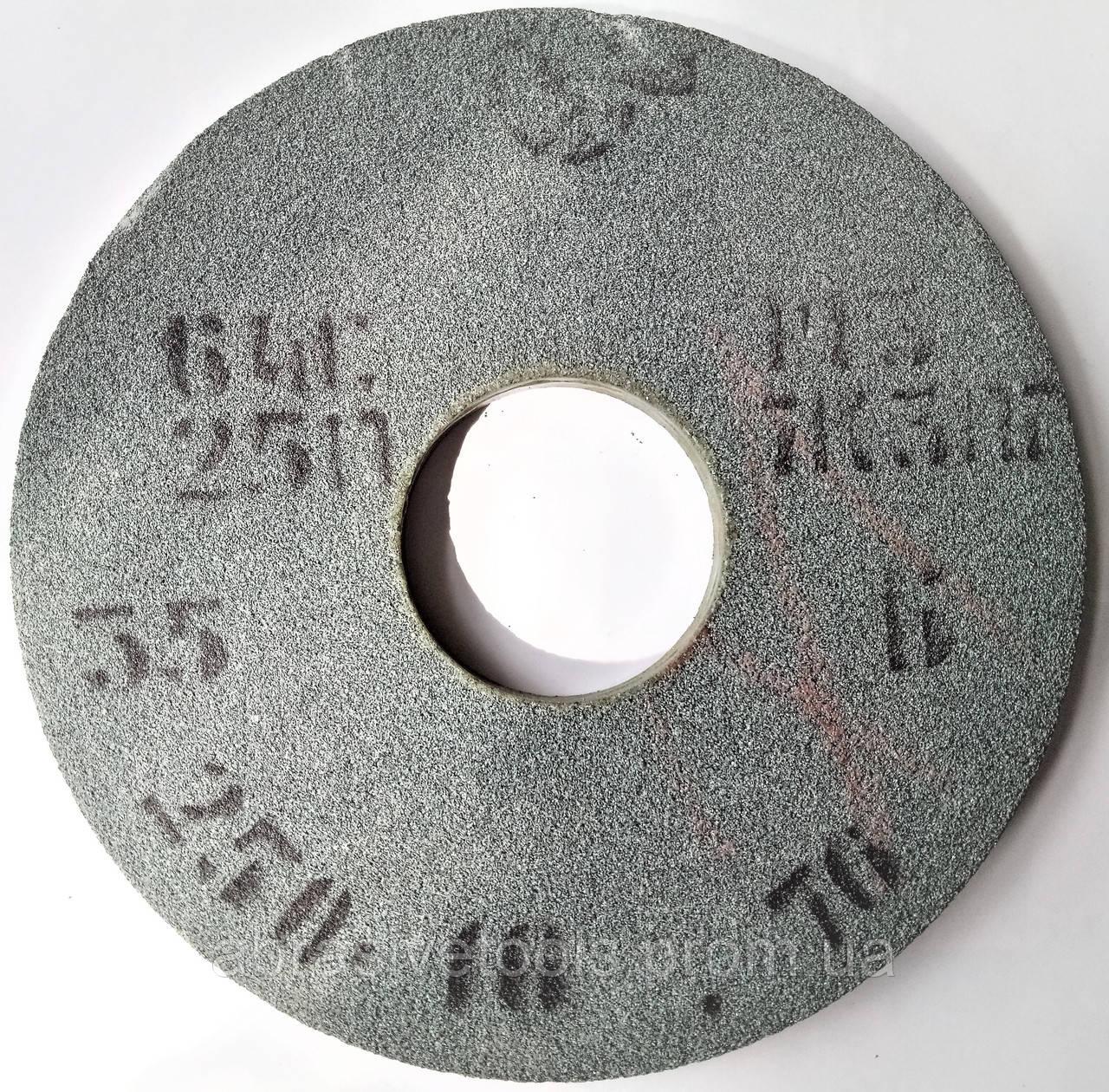 Круг шлифовальный 64С 250х40х76 F60 СМ