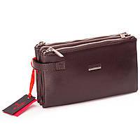 Чоловіча сумка барсетка шкіряна коричнева  Мужская сумка барсетка кожаная  коричневая Eminsa 5095 12-3 3808efc28773d