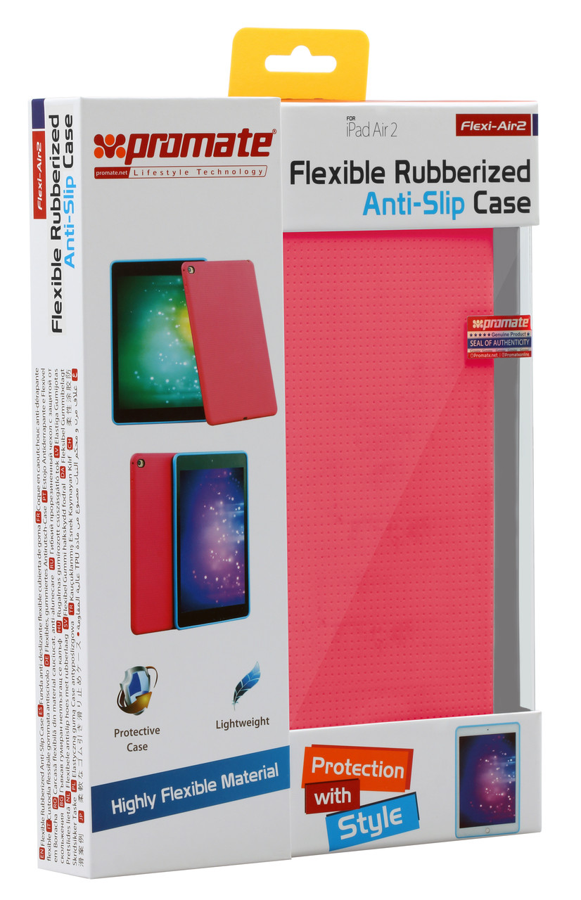 Чехол для iPad Air 2 Flexi-Air2 Pink