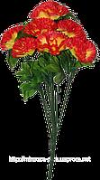 Искусственные цветы - Гвоздика